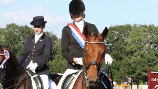 Drentse kampioenschappen in De Wijk losgebarsten