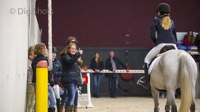 Het eerste weekend van Jumping De Achterhoek staat in het teken van de jeugd.