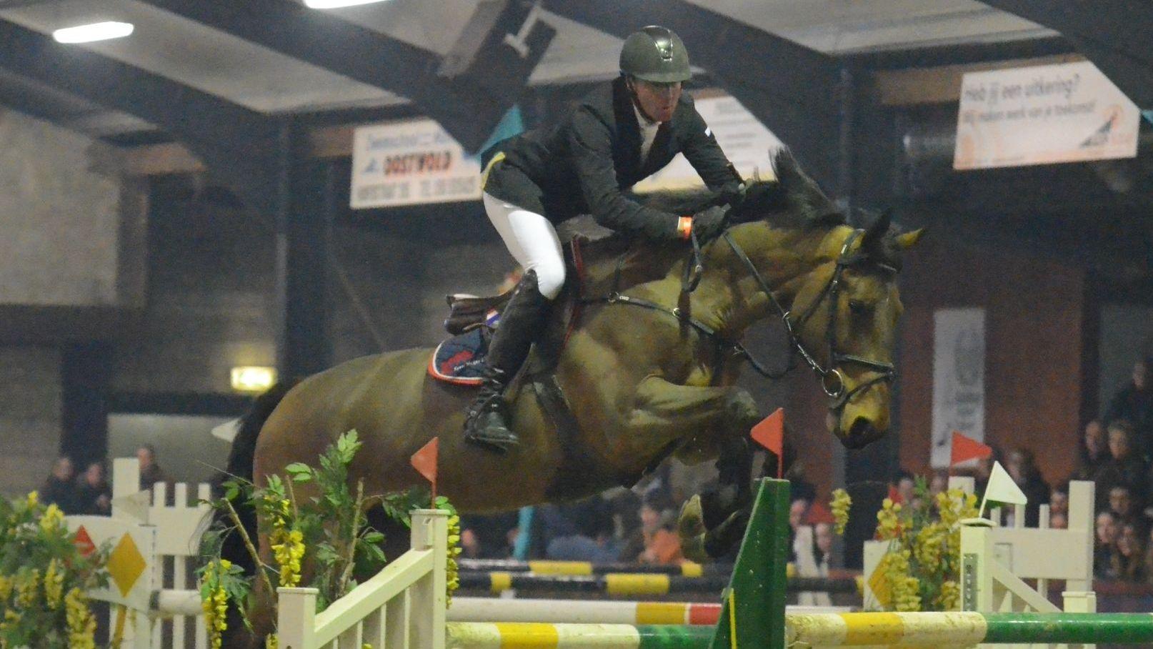 Indoor Tolbert biedt negen dagen gevarieerde paardensport