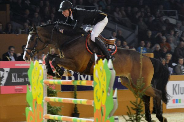 Jur Vrieling en VDL Emmerton zesde in openingsrubriek St. Gallen