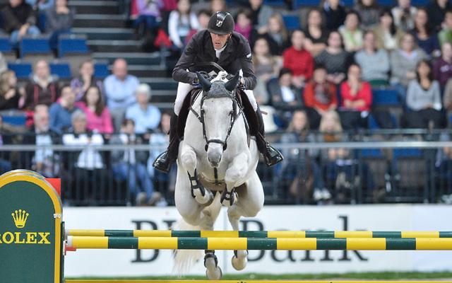 Kevin Staut grijpt met Silvana zege in WB Stuttgart