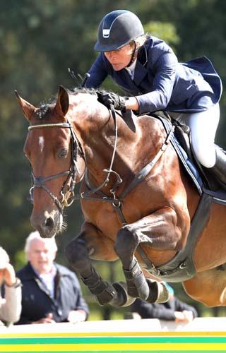 Hester Klompmaker Beegien SFN Heeresveldconcours