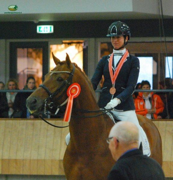 KNHS-kampioenschap Laura Zwart