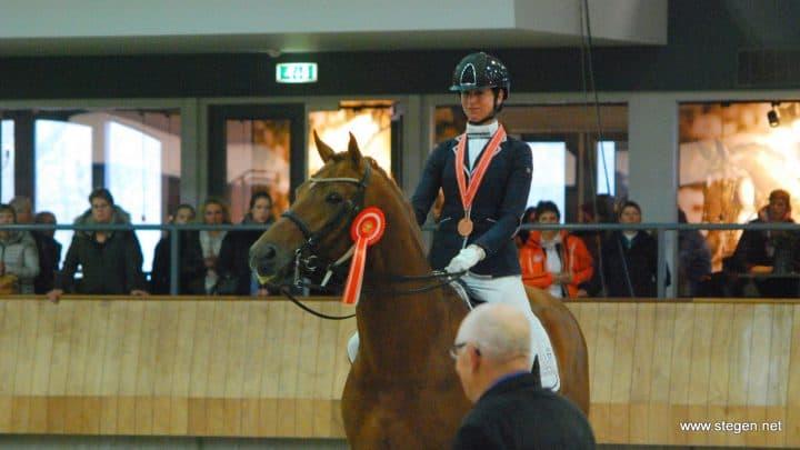 KNHS zet streep door indoor kampioenschappen