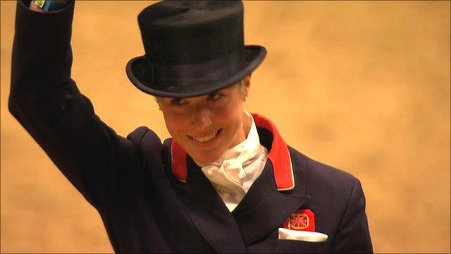 Brits podium bij wereldbeker Londen