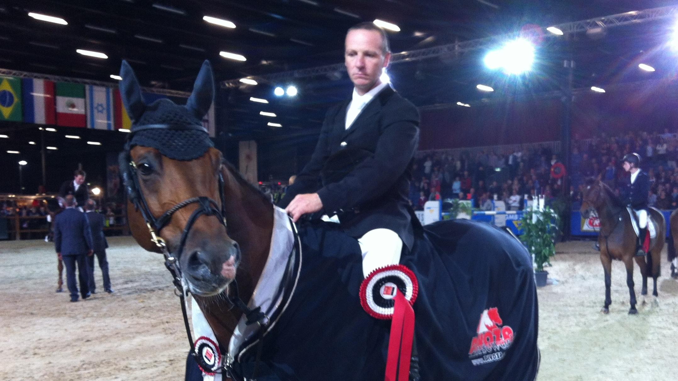 Leon Thijssen wint Grote Prijs op JIM