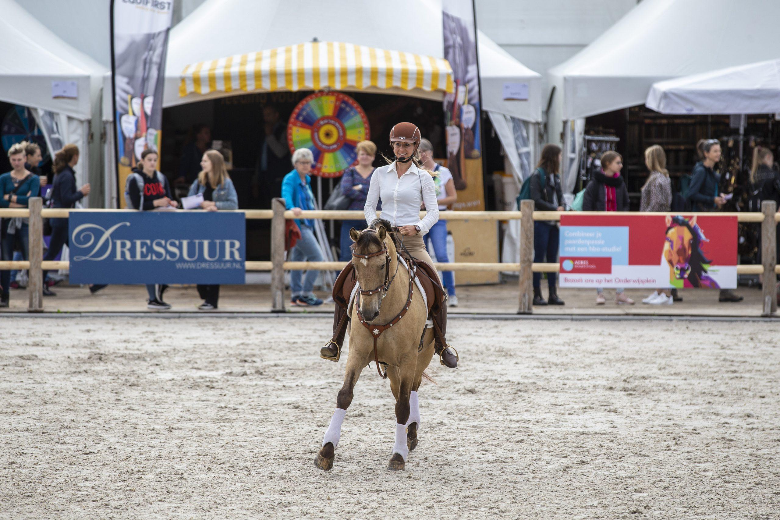 Horse Event hoopt met aangepast programma door te kunnen gaan