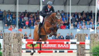 Team springruiters EK Rotterdam bekend, Doron Kuipers vijfde man
