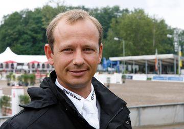 Mooi debuut voor Marco Kutscher met KWPN-hengst Van Gogh