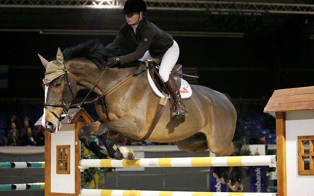 Marianne Boerema wint finale Hippos Concours