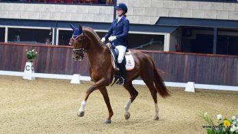 Marjan Hooge en Homerus P winnen bij Indoor Tolbert hun laatste optreden in het Z1