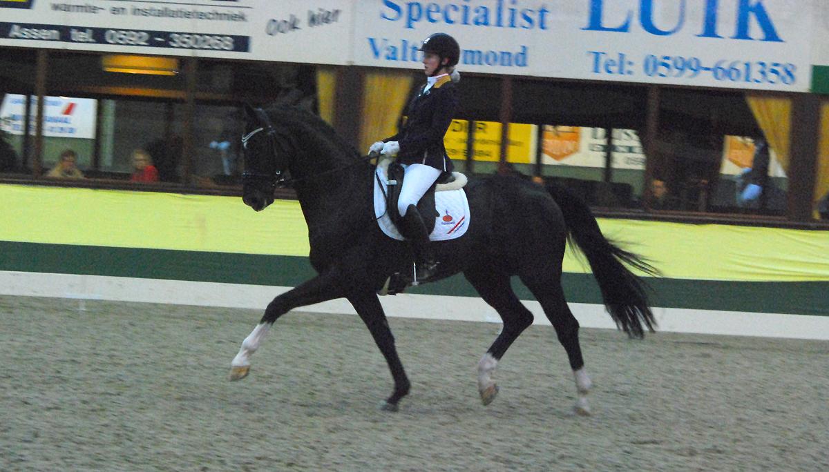 Marjan Hooge en Fulltime winnen laatste selectie DCIG
