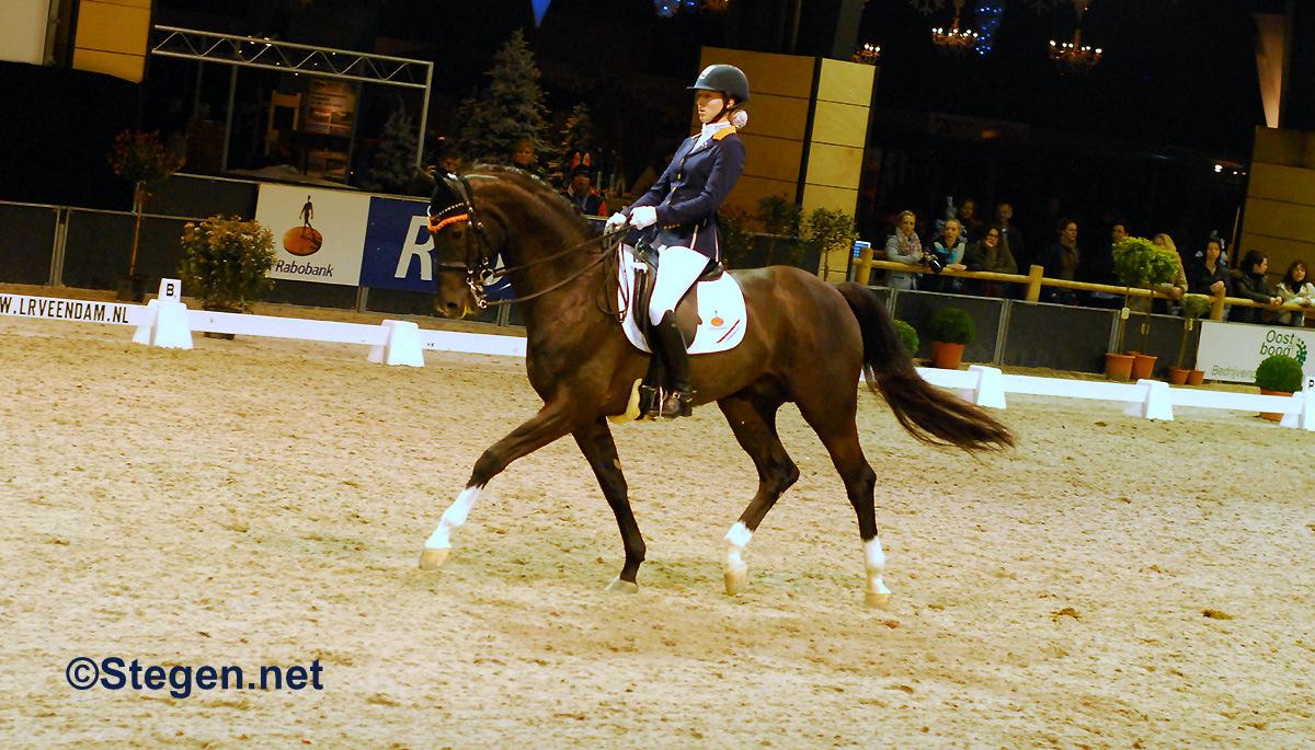 Topdag voor Marjan Hooge en Fulltime bij Indoor Groningen