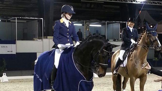 Indoor Veendam: Marjan Hooge en Richfield niet te kloppen