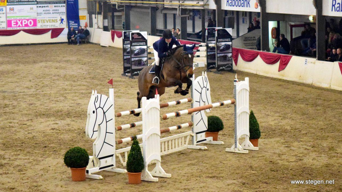 Marleen Meijer Drents kampioen Abrinosa