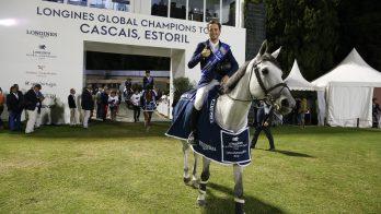 Martin Fuchs wint Global Champions Tour Estoril, Bart Bles zesde