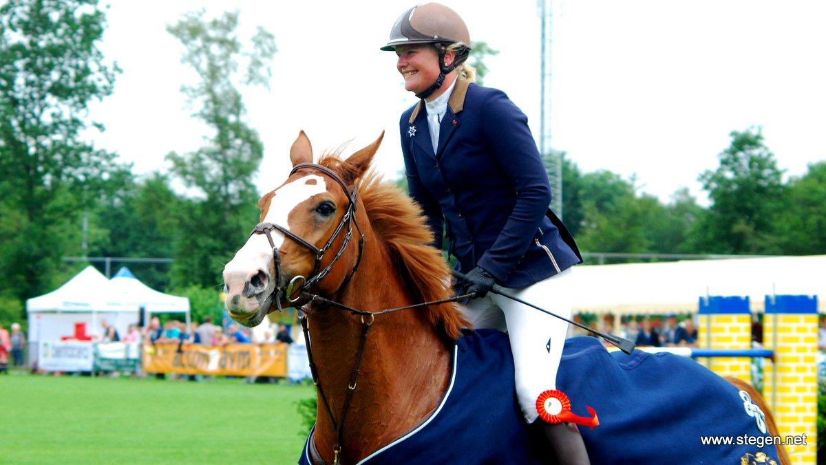 Martine Gramsbergen wint met Zippit GH ZZ-klasse op CH Dokkum