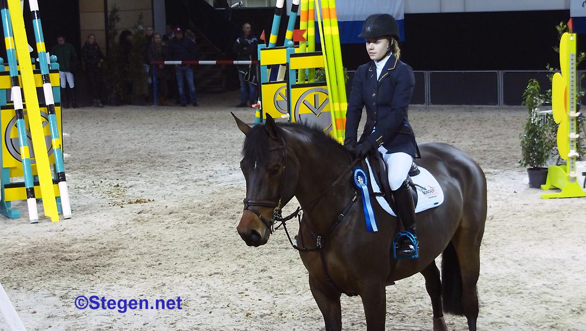 Maureen Bonder domineert L-finale Indoor Groningen