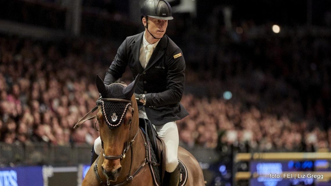 Max Kühner wint Indoor Brabant, Willem Greve knap vijfde