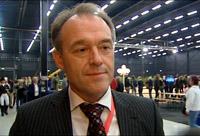 NIC-voorzitter Max Becherer.