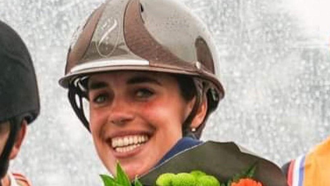 Merel Blom Nederlands kampioen eventing, team grijpt naast ticket voor Tokyo