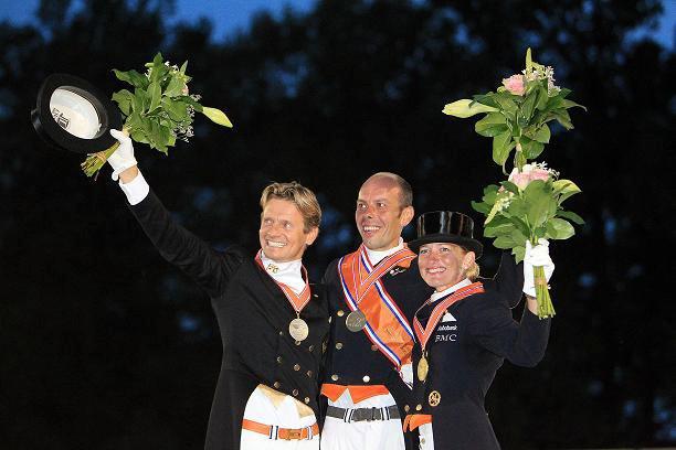 Outdoor Gelderland knokt voor NK dressuur
