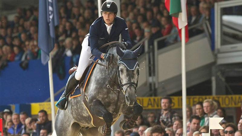 Nicola Philippaerts wint Grote Prijs Tryon