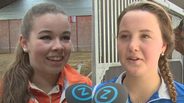 Young Riders en Junioren pakken zilver op EK-dressuur in Oliva