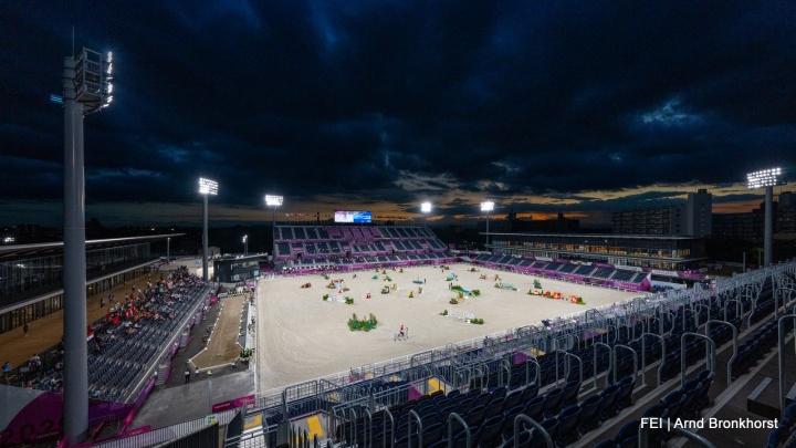 OS Tokio: springruiters nipt naar finale, Smolders vervangt Greve