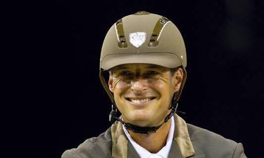 Patrick van der Meer won bij Jumping Mechelen de Prix St. Georges.