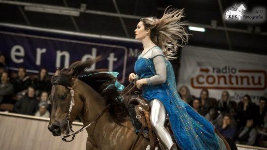 Afwisseling en enerverende shows tijdens Pegasus in Exloo.