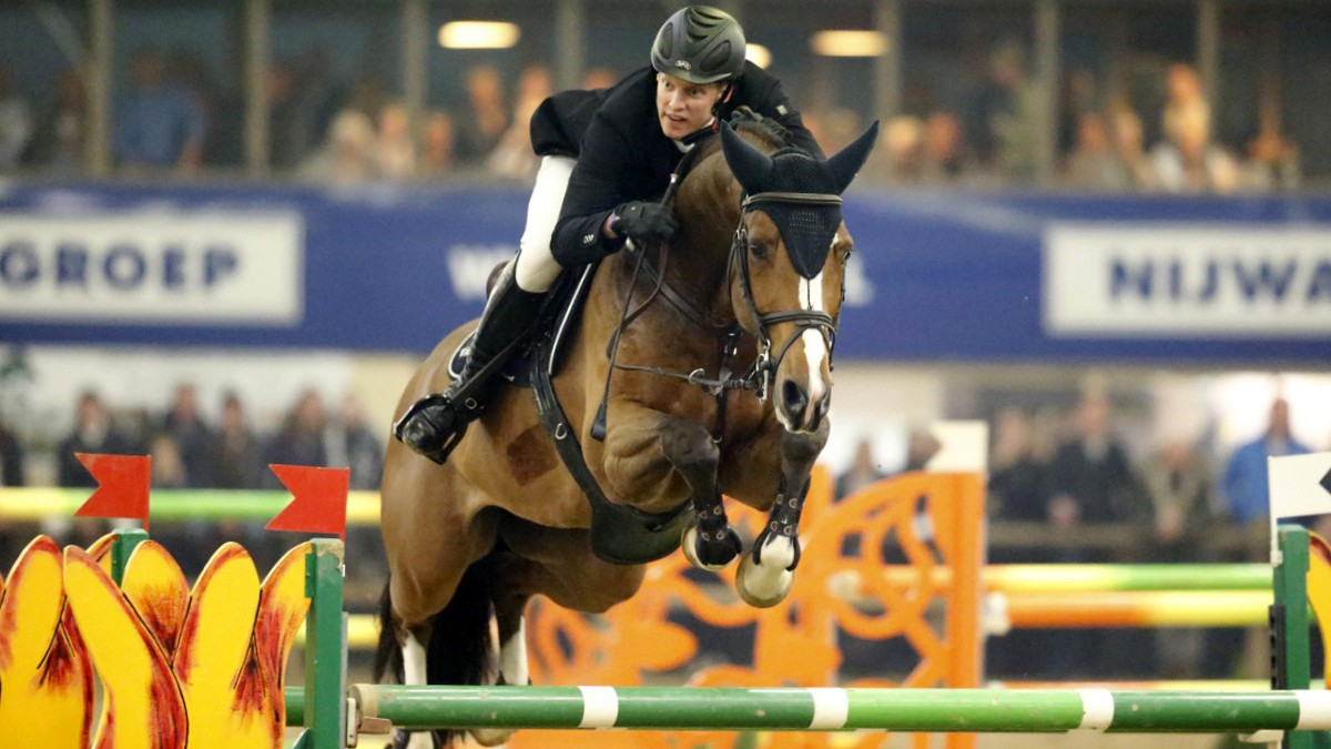 Remco Been wint bloedstollende finale Jumping Zwolle