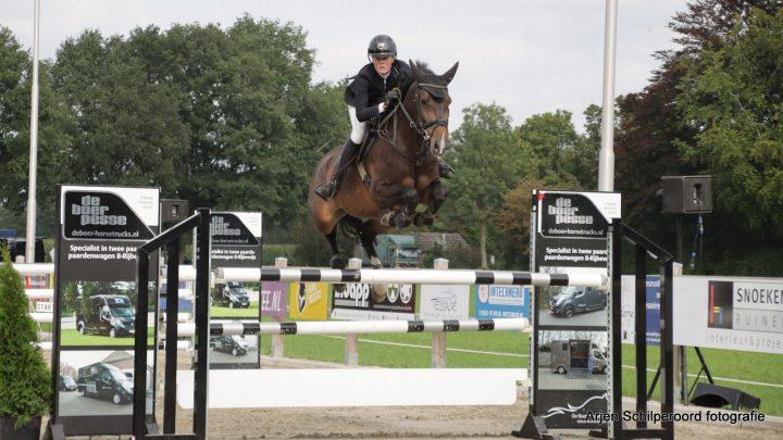 Renate Beuving wint ZZ-klasse op Runer paardendagen