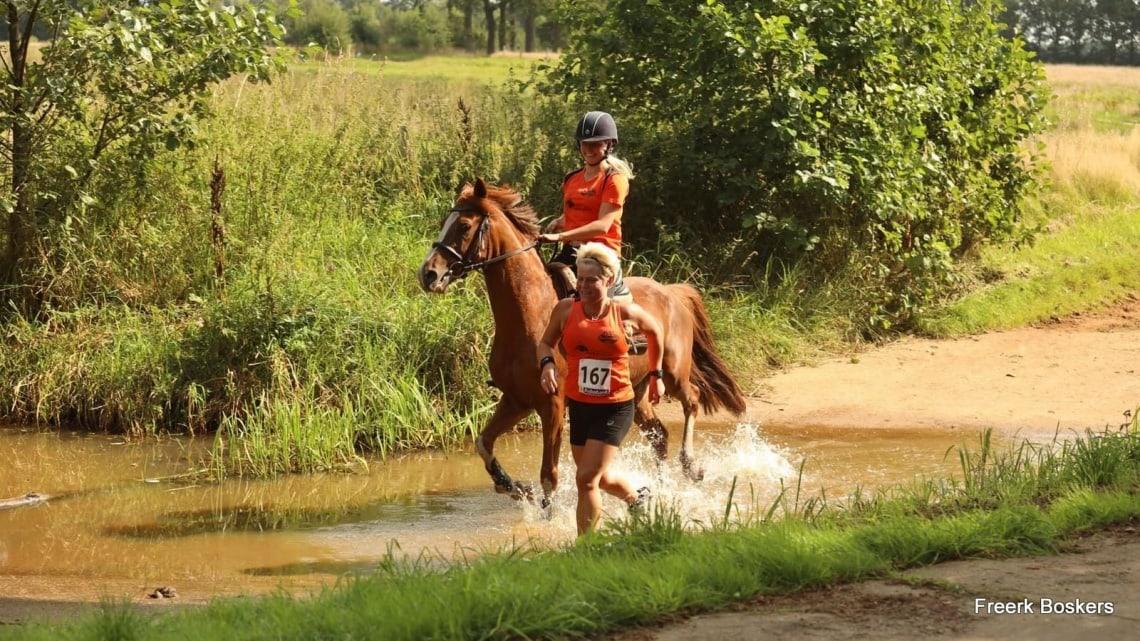 Geslaagde zesde editie Ride en Run in Onstwedde