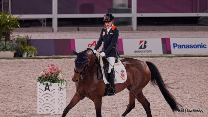Rixt van der Horst haalt opnieuw brons op Paralympische spelen