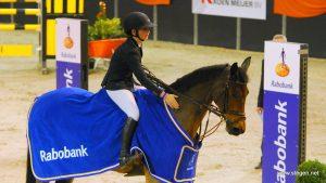 Indoor Groningen: tegen Sanne Thijssen en Ulena is geen kruit gewassen