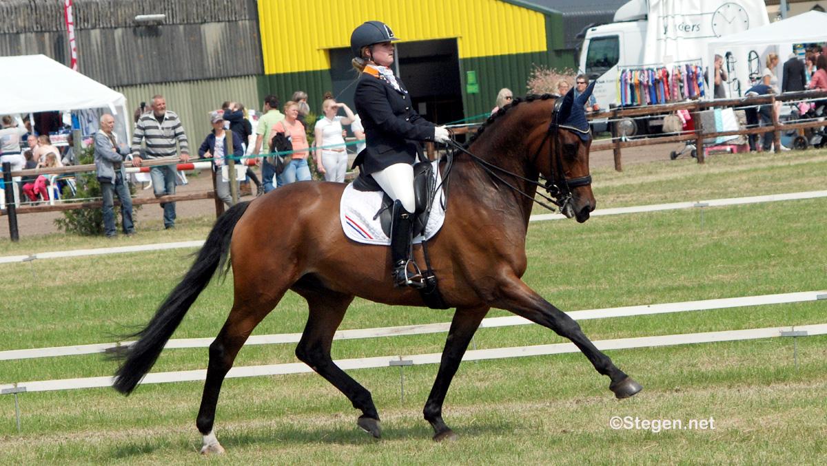 Gronings kampioenschap 2013 Sanne Gilbers