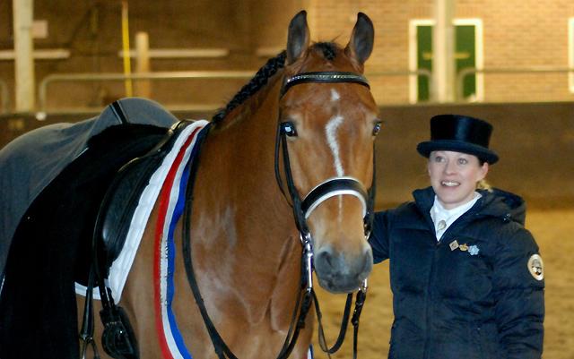 Sarah van Fessem pakt eerste Drentse titel