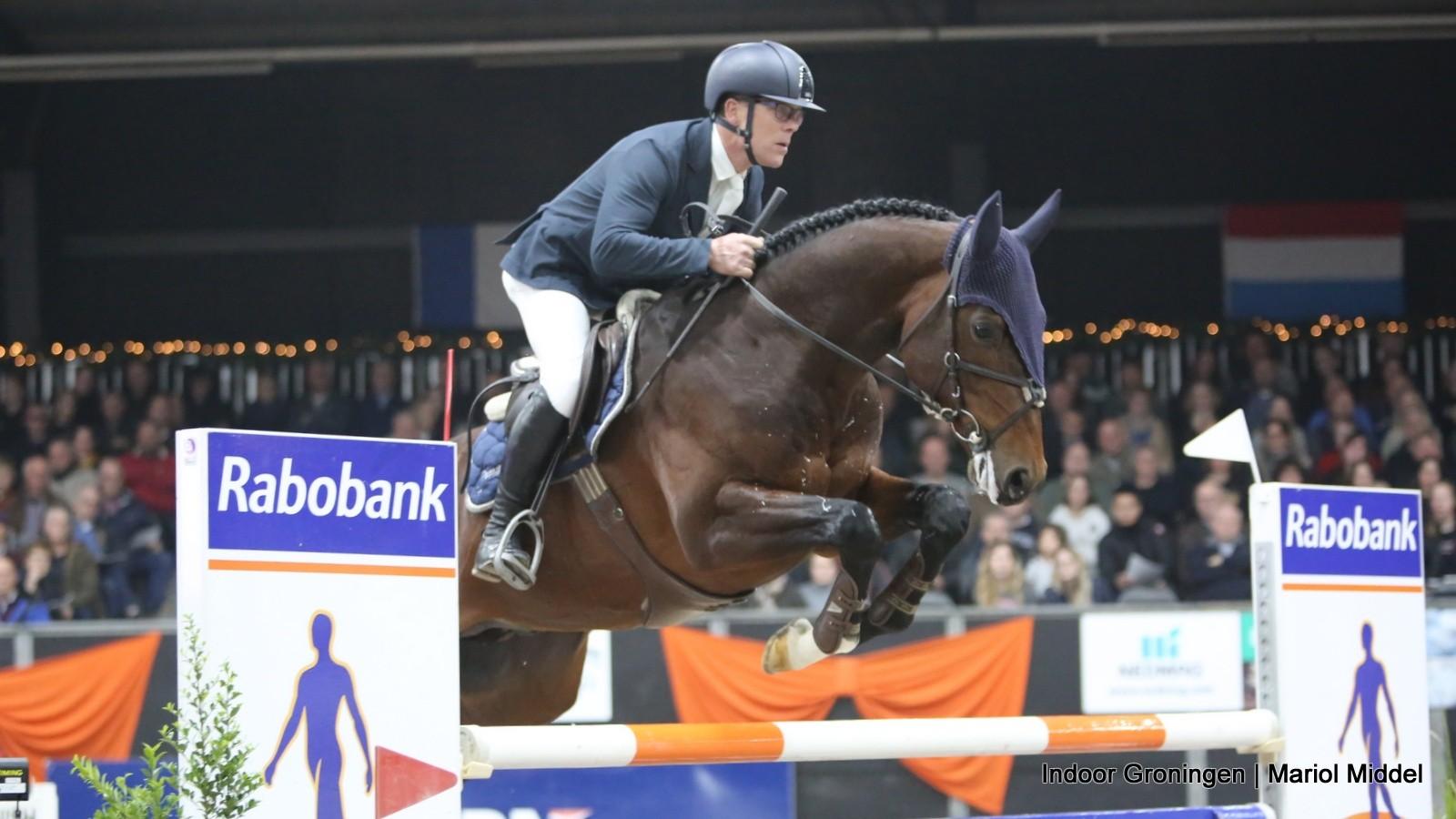 HC Zuidbroek: Inaico VDL, Je Suis Equus Tame en Can't Touch This aan kop