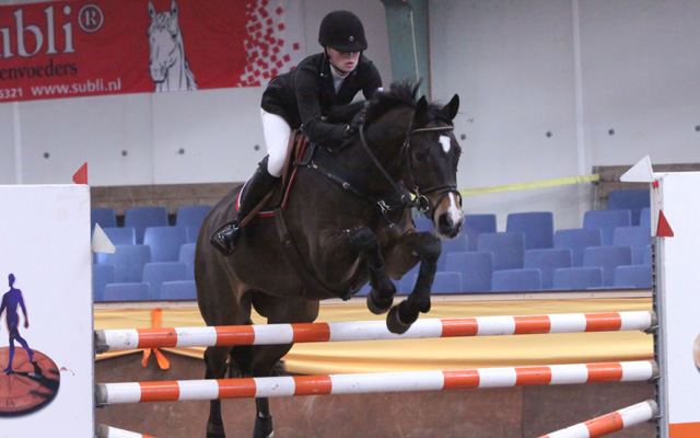 Suzanne Tepper wint finale Hippos Concours
