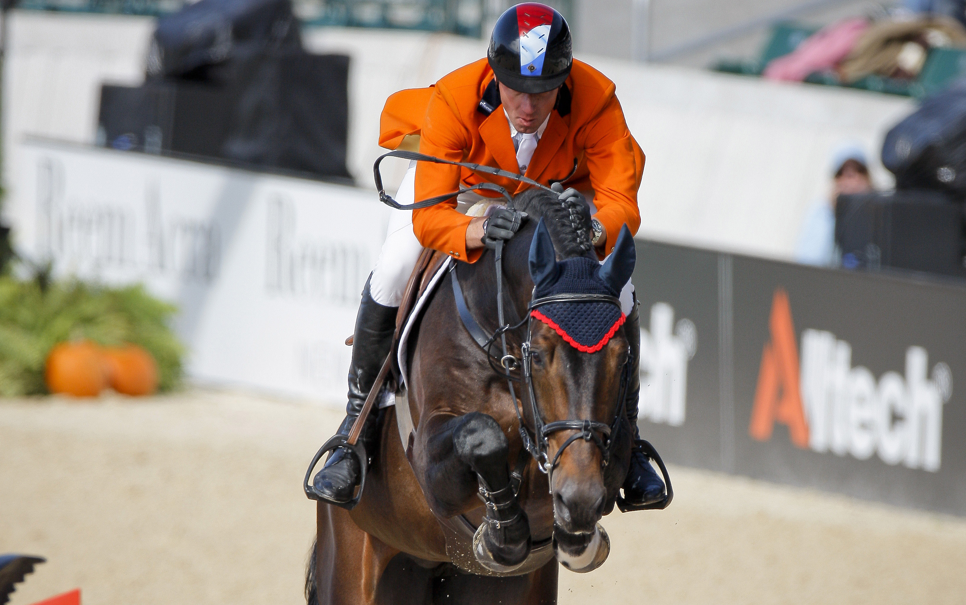 Nederland 'slechts' zesde in Nations Cup Rome