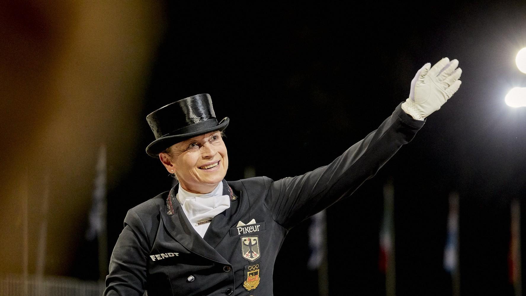 Isabell Werth Europees kampioen in de Special, Edward Gal achtste