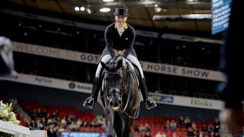 Isabell Werth wint Grand Prix bij finale wereldbeker