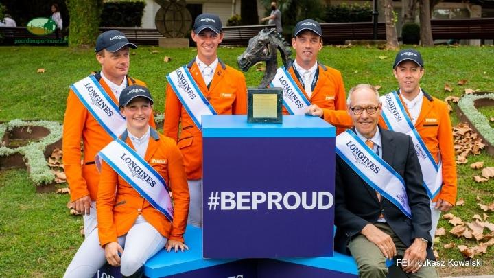 Finale Nations Cup: toch nog hoofdprijs voor Nederlandse springruiters