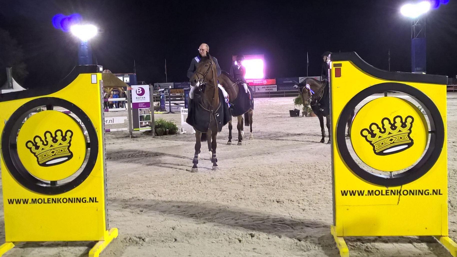 Albert Zoer wint met Cardozo eerste Grote Prijs Jumping Outdoor Tolbert