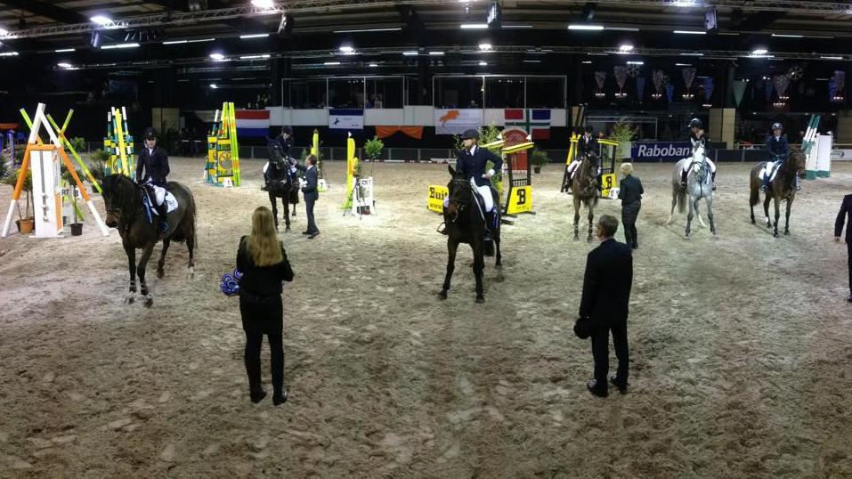 Eerste winnaars van 'nieuw' Indoor Groningen bekend