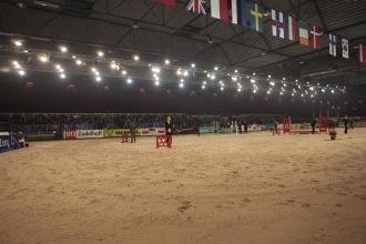 Zwolle International wijkt voor Holiday on Ice