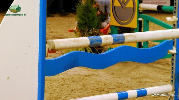 Maikel van der Vleuten tweede in Grote Prijs Olympia Horse Show