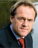 Voorzitter Max Becherer van het NIC.
