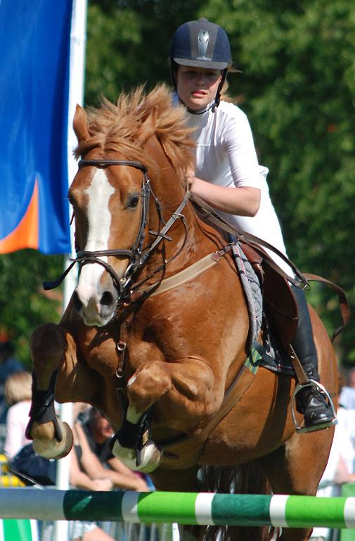 Claudia van Dijk won met VDR Wednesday het Z-twee fasen. ©Steven Stegen